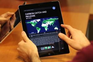 iPad Tracking App
